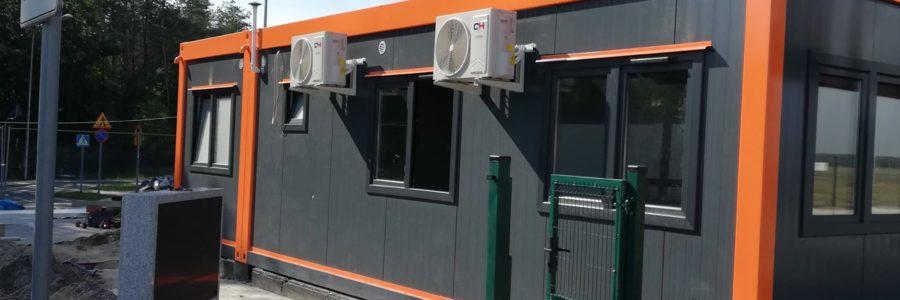 Montaż klimatyzacji i wentylacji w Modlinie
