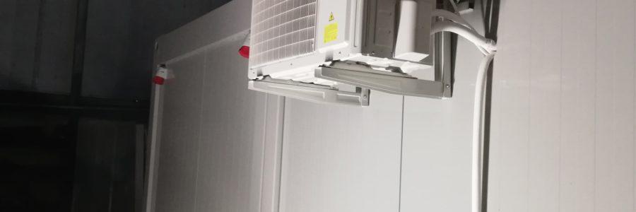 Montaż klimatyzacji w kontenerach – Warszawa łazienki