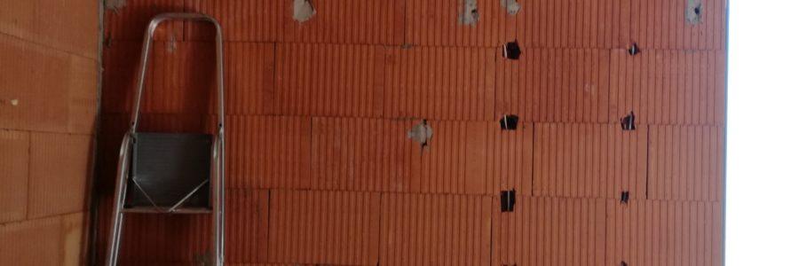 Montaż wentylacji w Koziebrodach