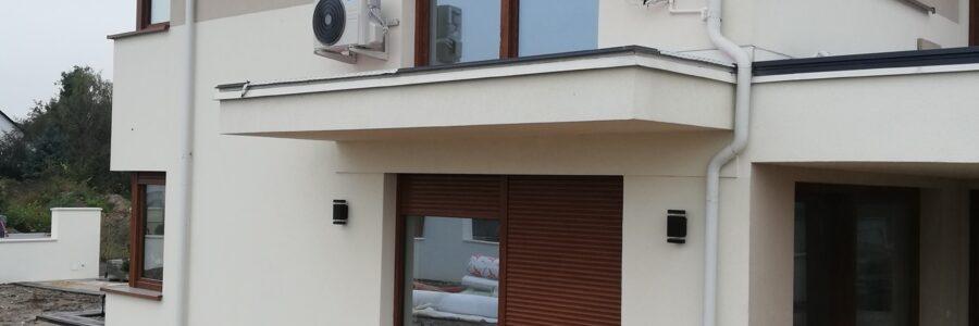 Klimatyzacja w domu (klimatyzator Midea Blanc 3,5KW) – Płock